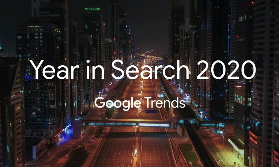 Top Google Searches of 2020